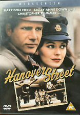Hanover Street DVD 1979 World War II WW2 Movie Classic with Harrison Ford