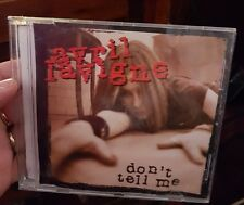 Avril Lavigne - Don't Tell Me  - MUSIC CD - FREE POST