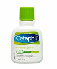 Cetaphil Moisturizing Lotion, Fragrance Free, 2 Ounce