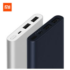 Xiaomi Power Bank Original 10000mAh Portable Charger Dual USB 18W Quick Charge