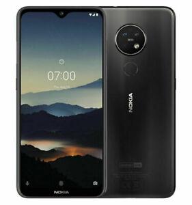 Brand New Nokia 7.2 64GB Dual SIM Charcoal Unlocked Genuine UK Sim Free