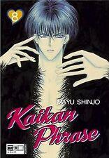 Kaikan Phrase 08 von Shinjo, Mayu | Buch | Zustand sehr gut