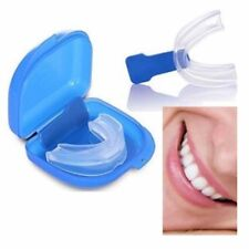 Dental Mouth Guard Bruxism Sleep Aid Night Teeth TMJ Tooth Clenching Grinding 4H
