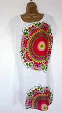Desigual Dress Sz L Summer Vgc!