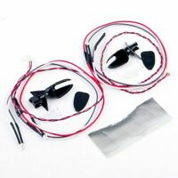 LED Night Bright Side Mirror Signal Indicator For HSP 1/10 RC On Road Racing Car