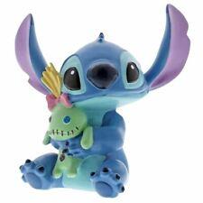 Disney Stitch and Teddy Doll Collectors Figurine - Boxed Lilo and Stitch Enesco