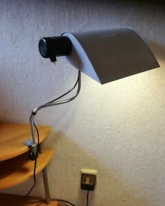Schreibtischlampe Retro DDR gebraucht alte DDR Tischlampe  Bastler