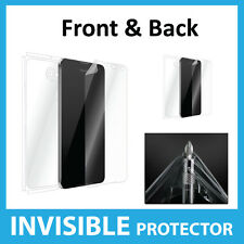 Microsoft Nokia Lumia 650 Screen Protector INVISIBLE Shield Full FRONT AND BACK