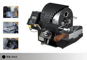 Feima 100N Prosumer Gas Drum Coffee Roaster MK2 for Small Batch Roasting, Black