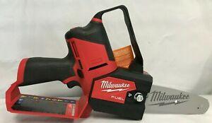 "Milwaukee 2527-20 M12 FUEL HATCHET 6"" Brushless Cordless Pruning Saw, LN, M"