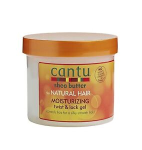 Cantu Shea Butter Twist  And  Lock Gel For Natural Hair Moisturizing 13 Ounce