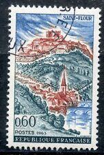 STAMP / TIMBRE FRANCE OBLITERE N° 1392 SAINT FLOUR