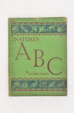 """Nature's ABC"" - Eileen Mayo, Children's Illustrated Hardback"