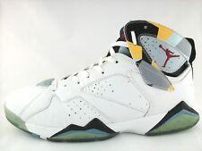 Air Jordan 23 N7 744804-144 White Black Gld Retro Basketball Shoes US 13 EU 47.5