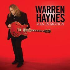 WARREN HAYNES - MAN IN MOTION  VINYL LP NEW+