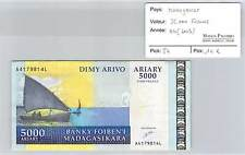 BILLET MADAGASCAR - 25000 FRANCS (2003)