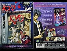 Samurai Deeper Kyo - Complete Collection with Gameboy Game - Brand New Anime DVD