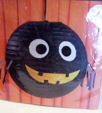 18 Inch Black Spider Lantern Halloween Fall Harvest Autumn Decoration