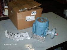United Electric Pressure Switch P/N H122-454 0-30 PSI 15A 480V Proof 225# (NIB)