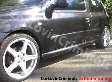 RENAULT CLIO MK2 SIDE SKIRTS
