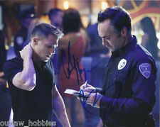 Colton Haynes Paul Blackthorne Autographed Signed 8x10 Photo COA EXACT PROOF