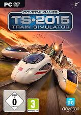 Train Simulator 2015 - Railworks 6 (PC, 2014, DVD-Box)