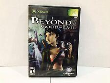 Beyond Good & Evil (Microsoft Xbox, 2003) Free Shipping!!