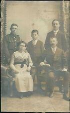 Jersey.   Soldier & Family by Vandyk   JE.349