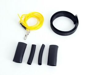 Fiber Optic Pulling Eye Kit For Multi-fiber Cable with Rotating Clip- Yellow