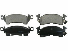 For 1987-1988 GMC R2500 Suburban Brake Pad Set Front Wagner 16793RY