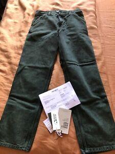 Single Knee Pant Carhartt Denim 31x32 Blue Lagoon