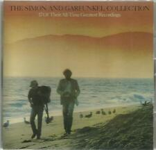 The SIMON AND GARFUNKEL COLLECTION FIRST PRESS JAPAN SONY CD 日本版 SOUND OF SILENCE SCARBOROUGH FAIR