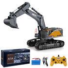 22 Channel Remote Control Excavator 1/14 Die-cast RC Construction Vehicles Truck