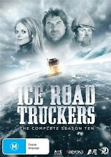 Ice Road Truckers: Season 10 NEW R4 DVD