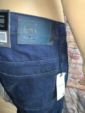 G-Star Raw Bull Stretch Twill OD ARC Slim 3D Tapered Mens Pants Jeans 36x32 $180