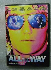 LIKE NEW All the Way DVD Portia de Rossi Dennis Hopper 625828204593 Rose Byrne