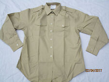 Chemise Womans Fawn,manches longues,All Grades,manches longues,Taille 33/88,kaki
