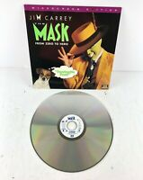 The Mask 1994 Laserdisc Widescreen Edition THX Jim Carrey Cameron Diaz LD