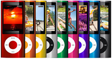 Apple iPod Nano 5th Generation 8GB or 16GB (Choose Your GB Size and Color)