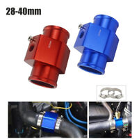 Universal Water Temp Temperature Joint Pipe Sensor Gauge Radiator Hose Adapter