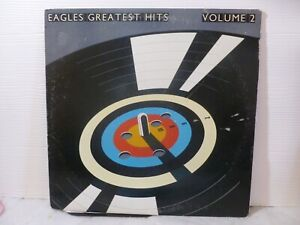 THE EAGLES / GREATEST HITS VOL. 2   -  33 RPM LP