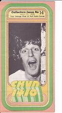 "CKVN Top-30 Radio List #14 July 17 1970-#1song ""Spill The Wine"" Eric Burdon&War"