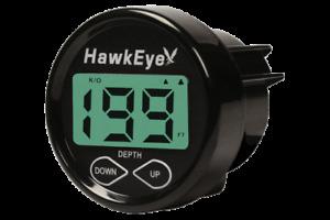 HawkEye DepthTrax 1B BoatMount Depth Finder