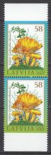 LATVIA 2007 **MNH SC# #  685 a Berries and Mushrooms - pair