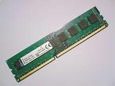 8GB DDR3-1600 PC3-12800 1600Mhz KINGSTON KVR16N11H/8 PC DESKTOP RAM SPEICHER