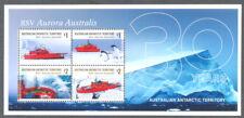 Australian Antarctic Territory Ships-Aurora Australis-Min sheet mnh 2018
