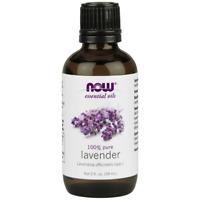 NOW Foods Lavender Oil 2 fl oz Liquid