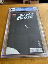 Silver Surfer #1 Francavilla 1:50 Variant CGC 9.8 2014