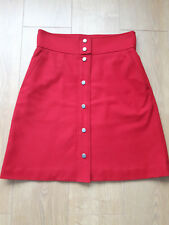DKNY Wool mid-length skirt Size: 8 UK.