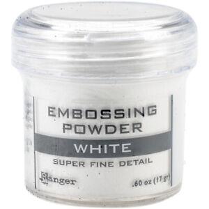 Ranger Embossing Powder-Super Fine White, EPJ-36678